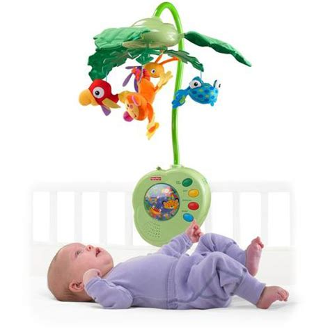 fisher price rainforest musical mobile walmart