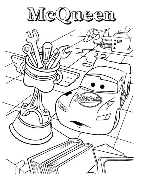 Lightning Mcqueen Printable Images