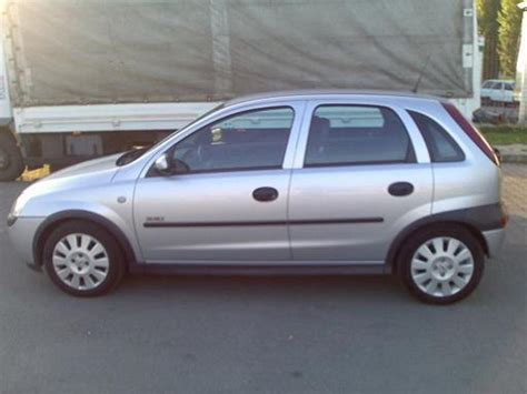 opel corsa 2002 2002 opel corsa c pictures information and specs auto