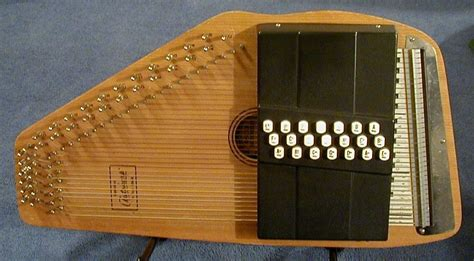Home Design Shows by Behind The Music The Autoharp Building Character