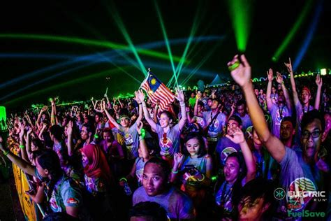 electricrunmy electric run is set to light up malaysia