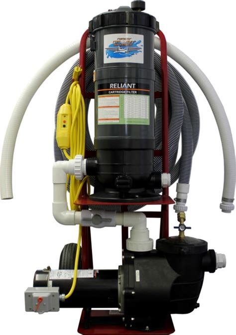 top gun maverick portable pool vacuum cleaner w vinyl