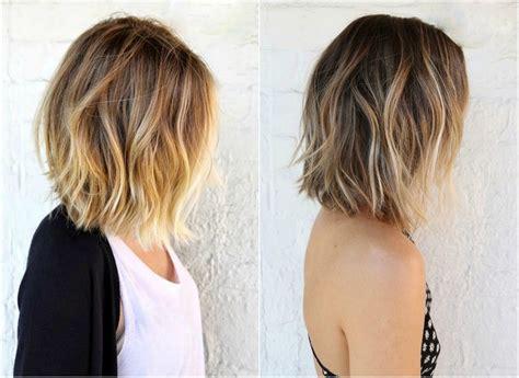 Blond Frisyr by Schulterlange Haare Blond Frisure Style