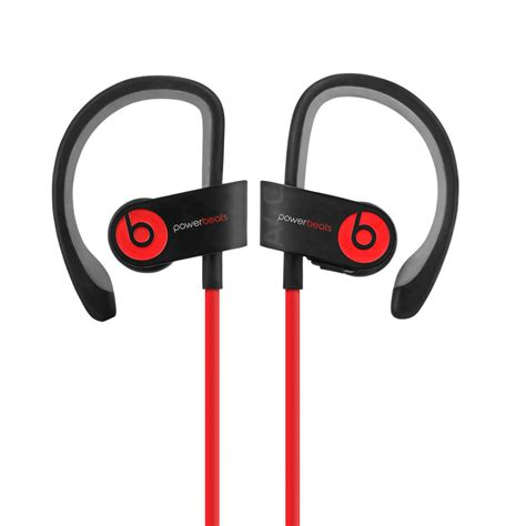 Headset Powerbeats powerbeats 2 beats by dr dre wireless bluetooth in ear headphones black ebay