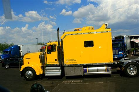 truck shows in indiana yellow kenworth t 600 truck w a custom indiana custom