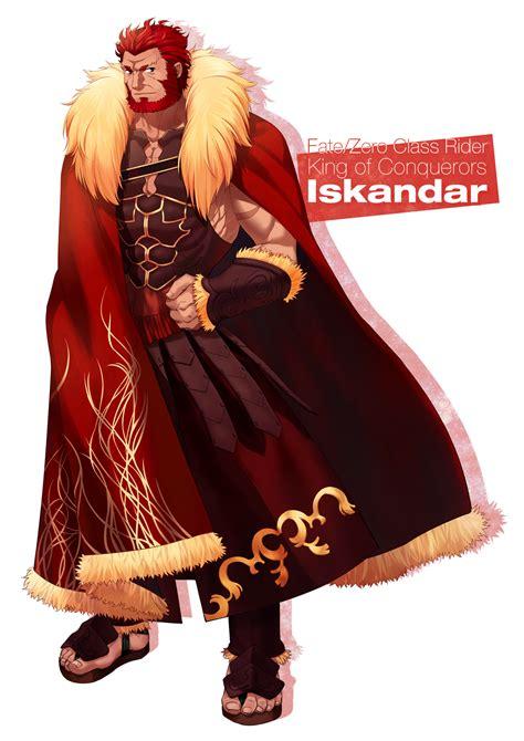 Keychain Iskandar Fate Zero rider fate zero image 1099158 zerochan anime image board