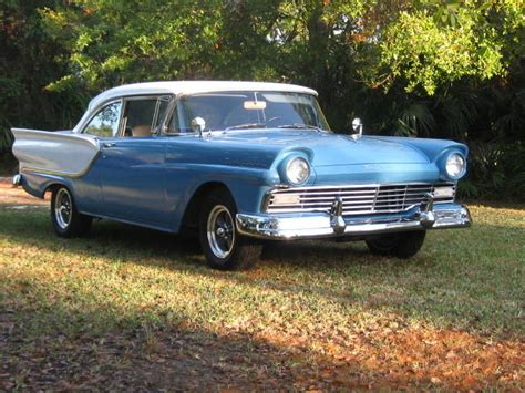 ford 4 speed transmission 1957 ford fairlane with 292 engine and 4 speed transmission
