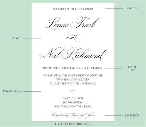 Chagne Wedding Invitations