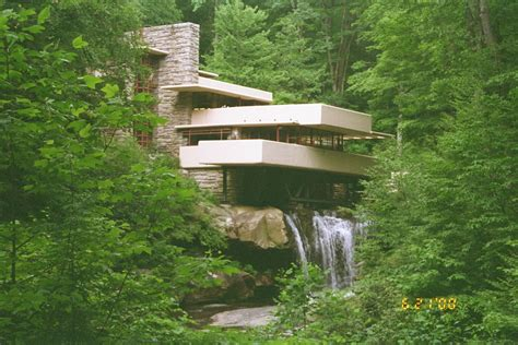 fallingwater frank lloyd wright kaufmann house