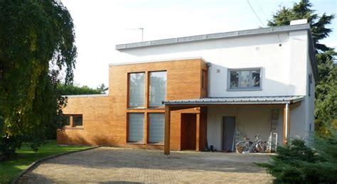 renovation pavillon annee 70 extension bois d une maison des 233 es 60