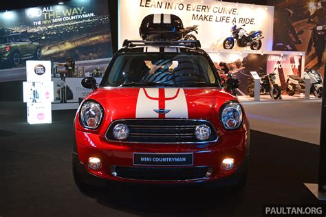 Mini 4 In Malaysia mini cooper countryman facelift launched rm199k image 329090