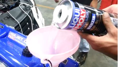 Liqui Moly Engine Detox Treatment by G1 Racing Performance Liqui Moly Jet Clean Engine