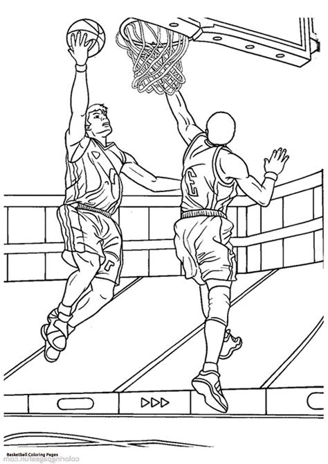 coloring pages nba basketball players basketball coloring pages freecolorngpages co