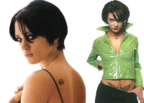 female celebrity asia argento tattoo designs tattoo design