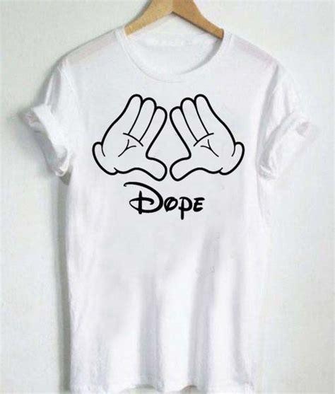 Tshirt Tshirt Dope unisex premium dope tshirt t shirt logo
