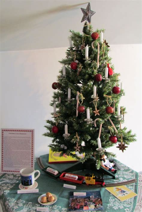 fun christmas tree places in se wisconsin at the dousman inn museum brookfield wisconsin travel photos by galen r frysinger