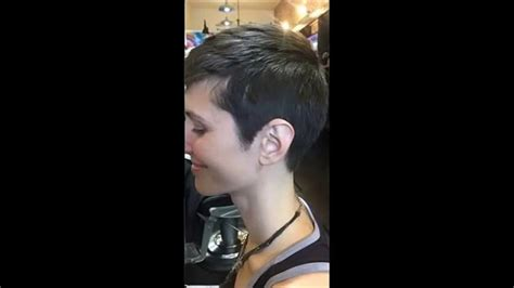 female long to clippered haircuts faded extreme undercut