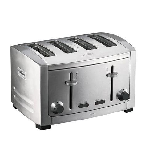 Toasters On Sale Sunbeam Cafe Series 4 Slice Toaster On Sale Now