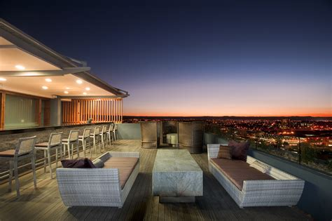 best roof top bar roof top bar hilton hotel namibia dook photography