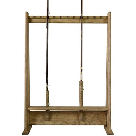 Fishing Rod Racks For Home by Fishing Pole Holder Wooden Fishing Rod Racks For Home