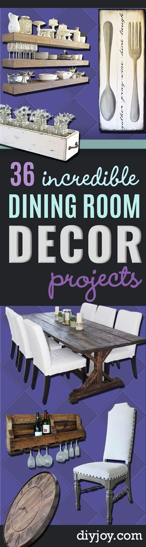 diy dining room decor 36 diy dining room decor ideas diy