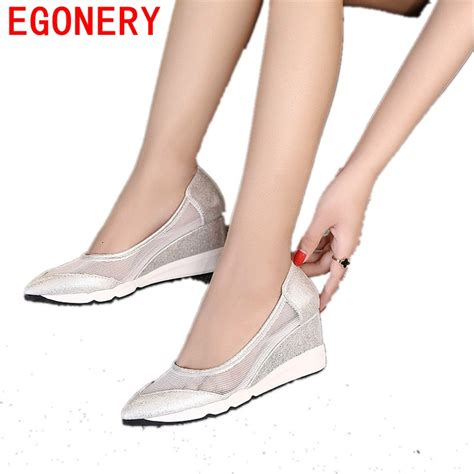 comfortable pointed toe pumps egonery sandals pointed toe pumps 2017 women fashion