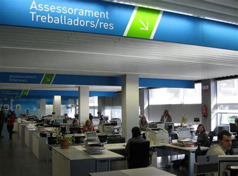 inem oficinas oficinas sepe en barcelona tasa de paro