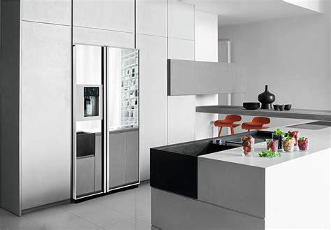 Cucina Con Frigo Americano by Cucina Con Frigo Americano Idee Di Design Per La Casa
