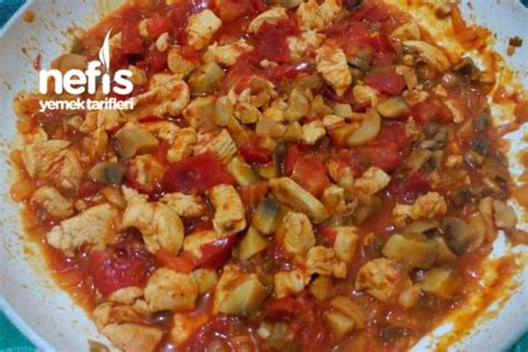 mantarli tavuk sote lezzet tanesi yemek tarifleri mantarlı tavuk sote tarifi emr nefis yemek tarifleri