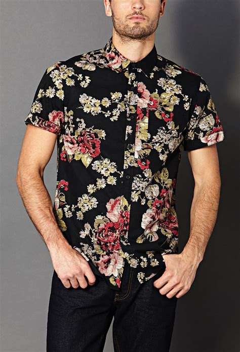 Shirt Forever 21 Original what are your thought on guys wearing these type on shirts