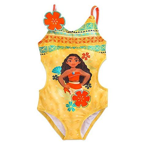 Disney And The Beast Swimsuit Size 5 6 disney moana swimsuit for yellow buy in uae misc products in the uae see