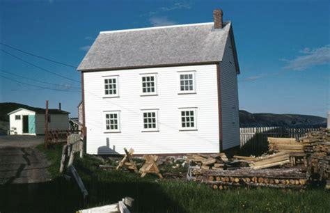 abbott house samuel abbott house and fishing premises bonavista nl