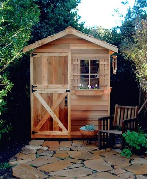 backyard shed kits small garden sheds discount shed kits little shed plans designs cedarshed usa