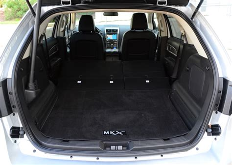 Mk Xs Luggage 2013 lincoln mkx information image credit lincoln 2013 lincoln mkx models picture