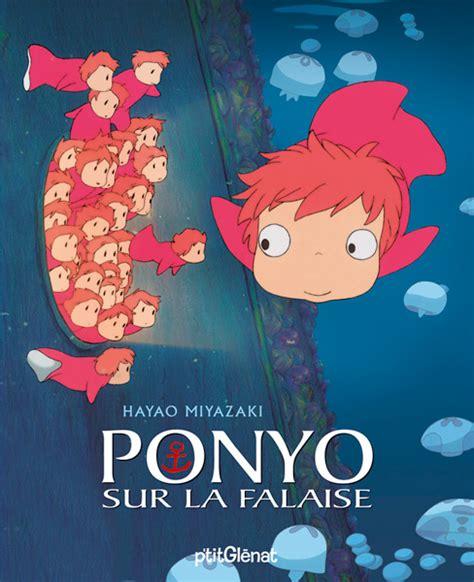 Ponyo Comic Vol 2 ponyo sur la falaise s 233 rie news