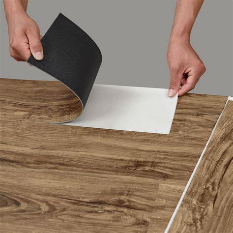 Auf Fliesen Kleben 541 by Wood Ca 4m 178 Vinyl Laminate Self Adhesive Oak Floor