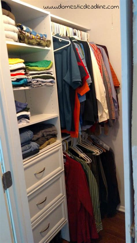 Closet Selectives by How To Install A Diy Master Closet Using Closetmaid Selectives