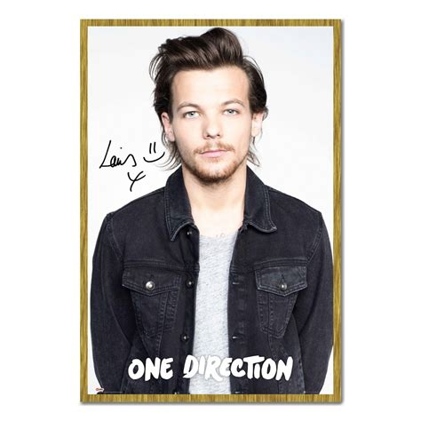 louis tomlinson poster one direction louis tomlinson 2015 official poster iposters