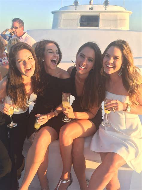 bachelorette boat rental charleston sc bachelorette wedddings sunset harbor cruise yacht charter