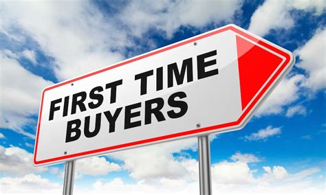 increased number of time home buyers