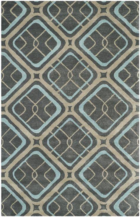 Safavieh Soho safavieh soho soh412a grey and multi area rug free shipping