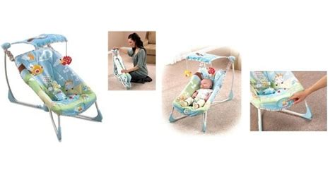 Bouncy Chair Reviews by Fisher Price Soothe And Go Bouncy Seat Review