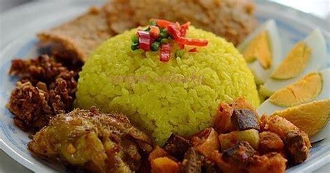 resep membuat nasi kuning dengan bahasa inggris resep nasi kuning enak gurih dan praktis zombie ajib