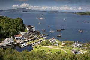 Coast Lighting Discover The Crinan Canal Scottish Canals