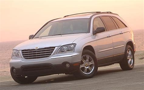 security system 2004 chrysler pacifica parental controls used 2004 chrysler pacifica for sale pricing features edmunds