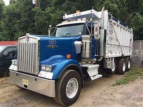 100 New Kenworth W900 Trucks For Sale Kenworth Dump