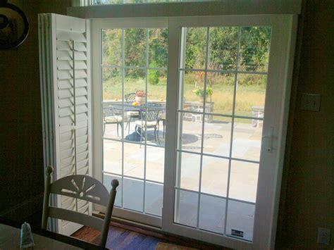 shutters for doors plantation shutters for sliding doors