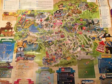 printable map legoland windsor entire map of resort picture of legoland windsor resort