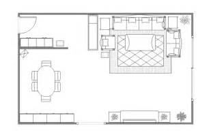 free room layout floor plan examples