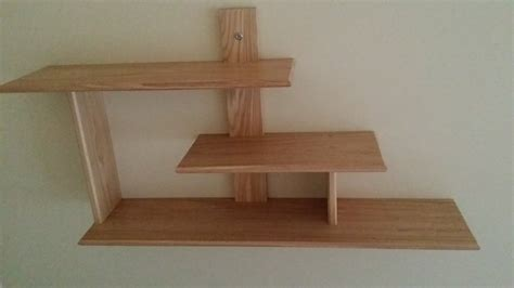 hickory shelf  display wood turning projects  bb